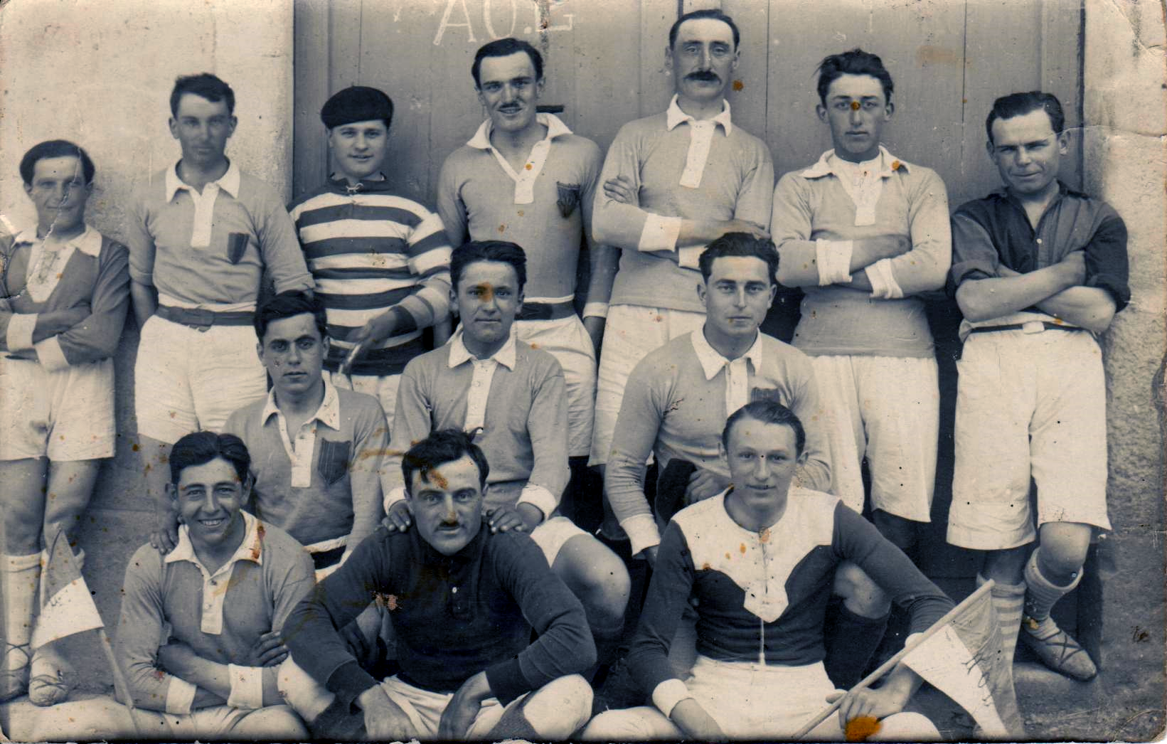AOL Equipe de football de Lalbenque