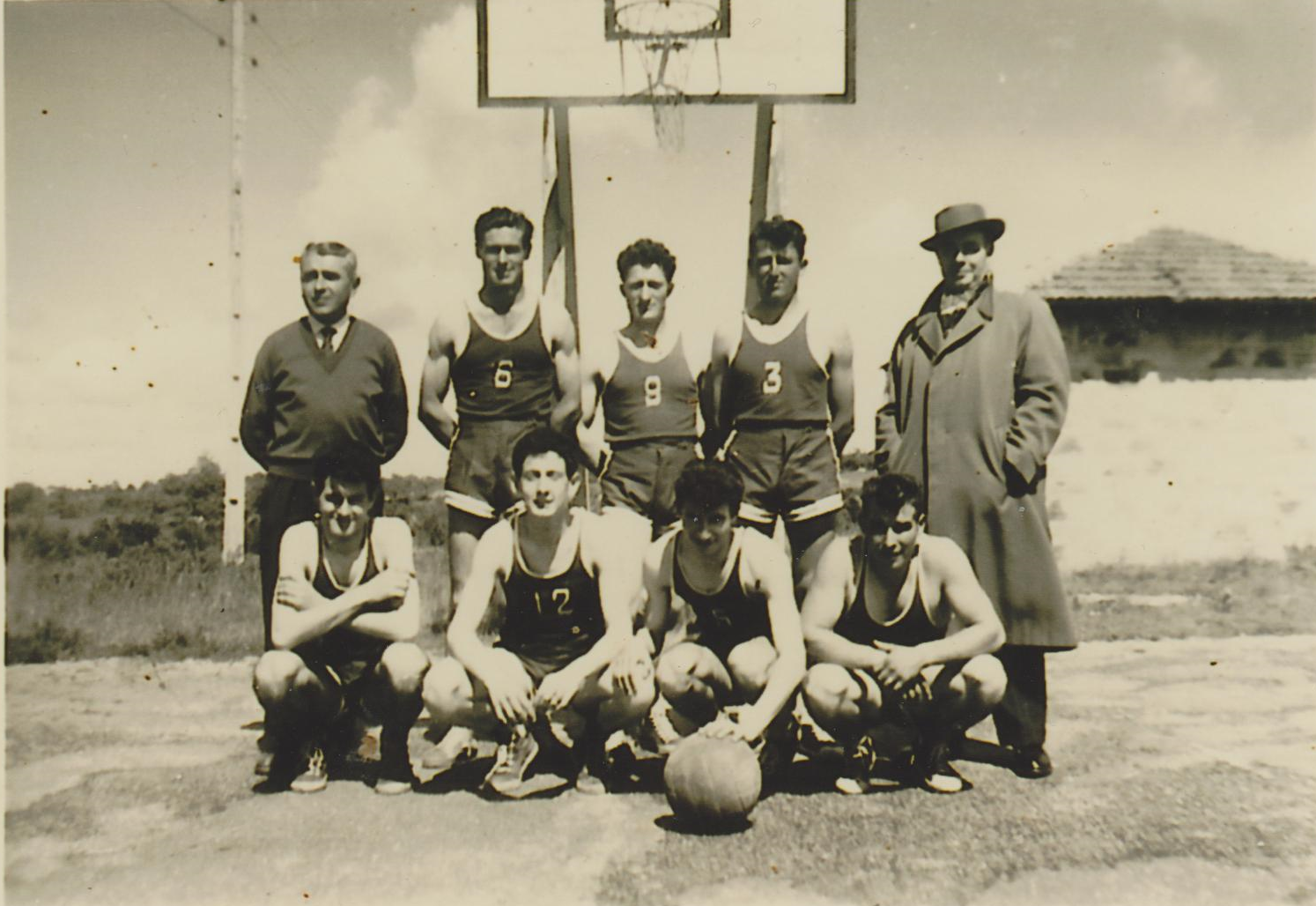 Equipe de basket de Lalbenque