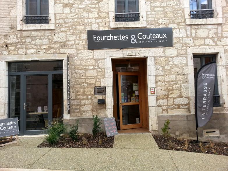 Restaurant Fourchettes & Couteaux