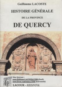 Histoire générale de la province de Quercy