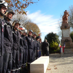 11 novembre 2011 - Sapeurs pompiers de Lalbenque