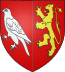 Blason des de La Valette Parisot